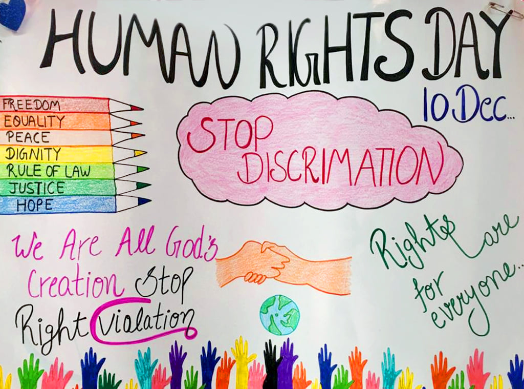 WORLD HUMAN RIGHTS DAY 2020