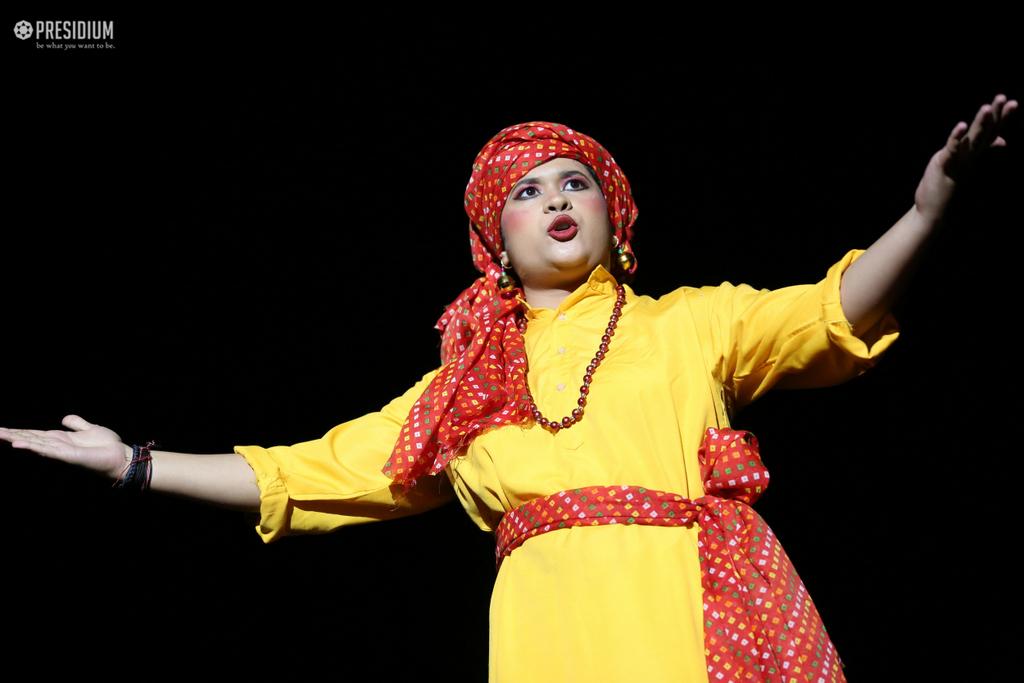 संगीतमय नाट्य प्रस्तुति 'नब्बे' ने सभी को भाव-विभोर कर दिया