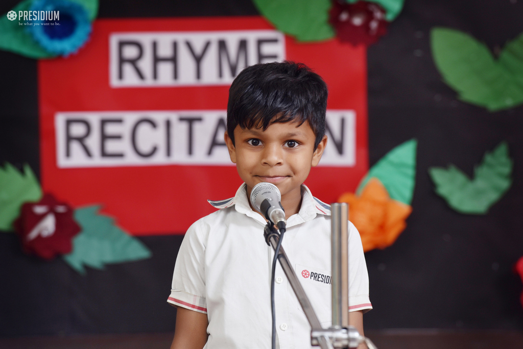 RECITATION COMPETITION 2019
