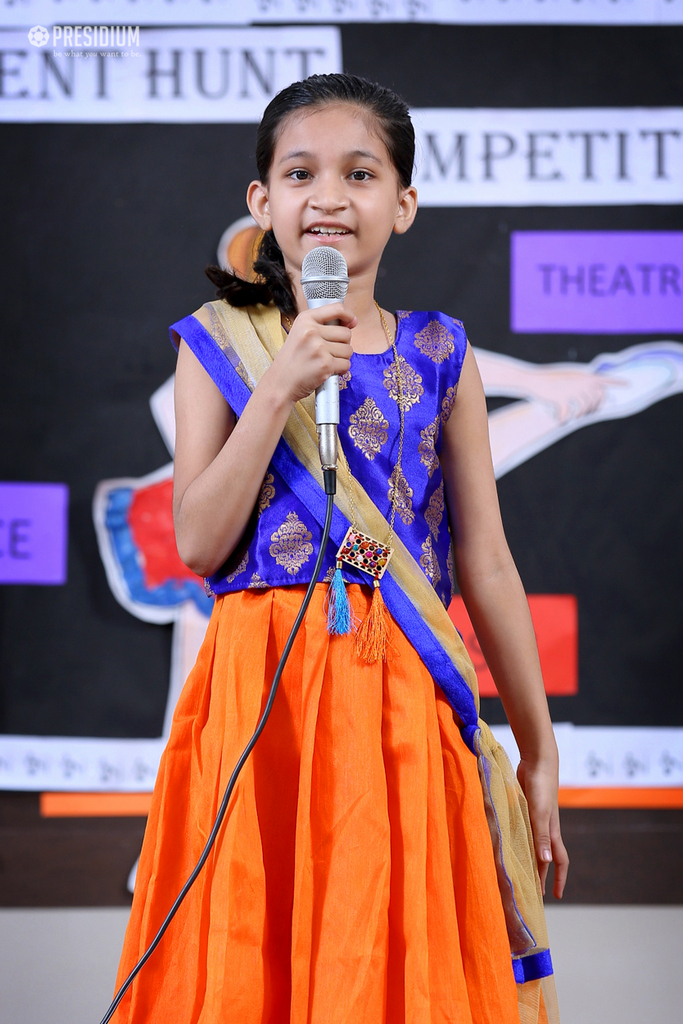 TALENT HUNT COMPETITION 2019