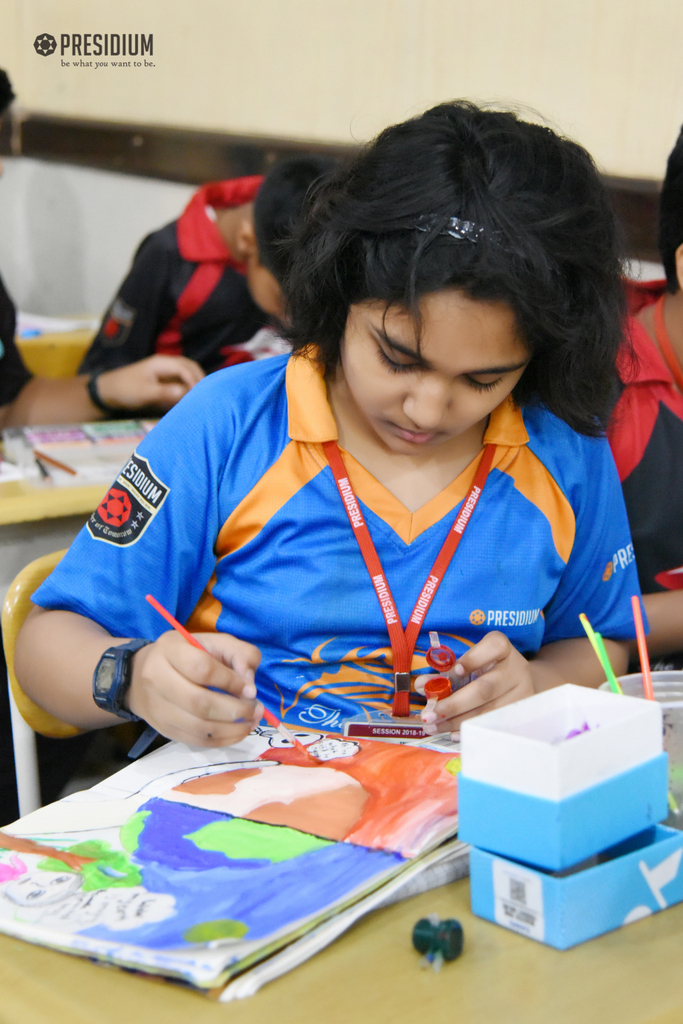 SPOT PAINTING COMPETITION 2019