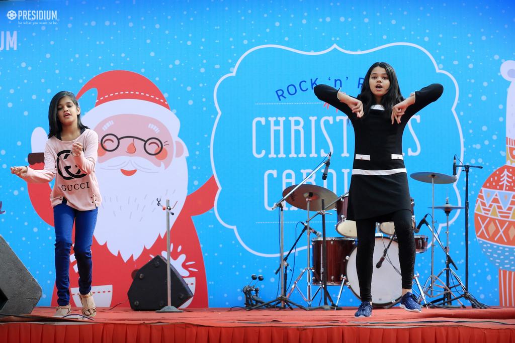 Rock N' Roll Christmas Carnival