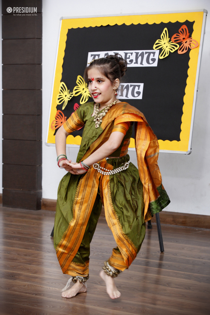 TALENT HUNT CONTEST:OUR BLOOMING STARS SPREAD THEIR LIGHT AROUND