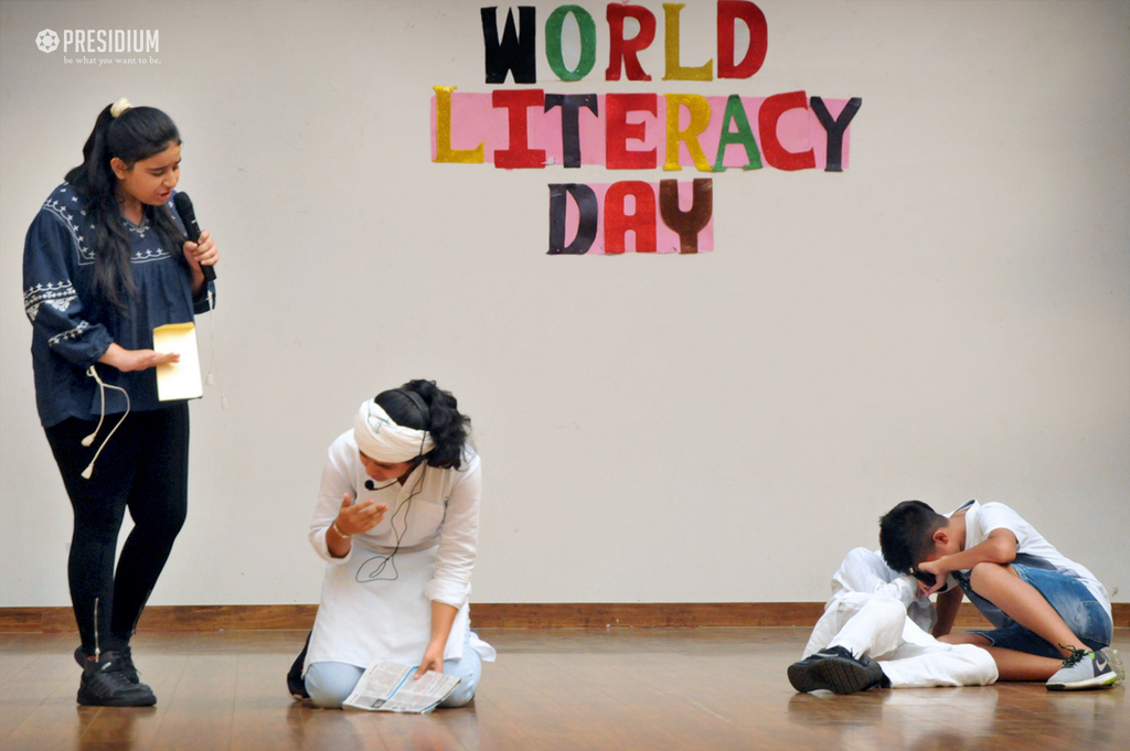 WORLD LITERACY DAY 2019