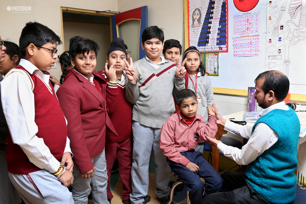 SPECIAL CHILDREN OF SPARSH 2019