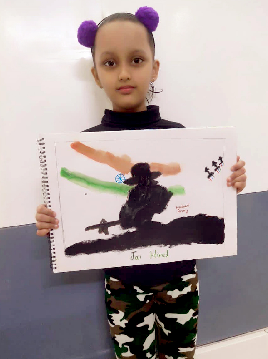 Indian Armed forces Flag Day 2020