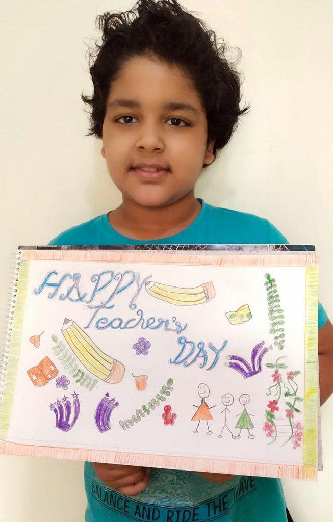 Teacher's Day Celebration 2020