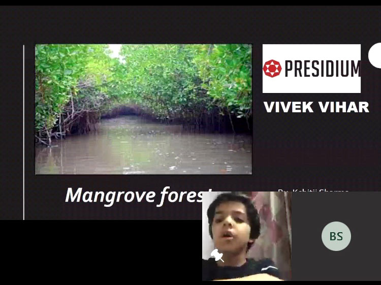 Visit to forest 2020