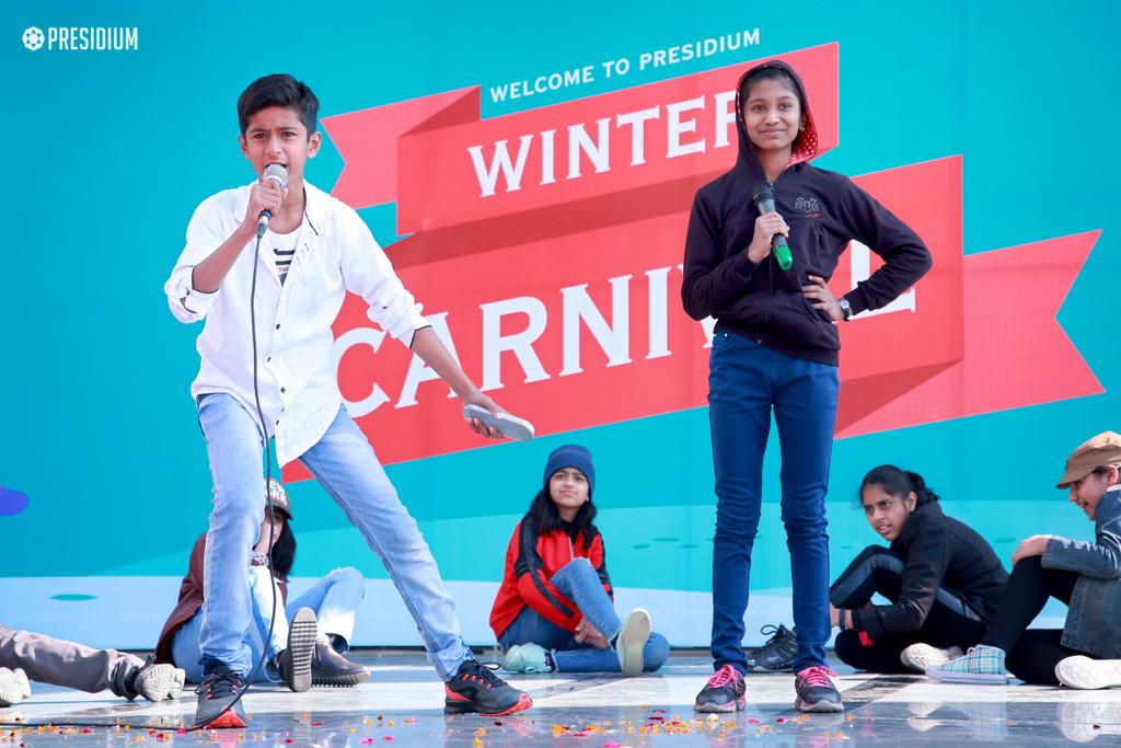 WINTER CARNIVAL CELEBRATION 2020