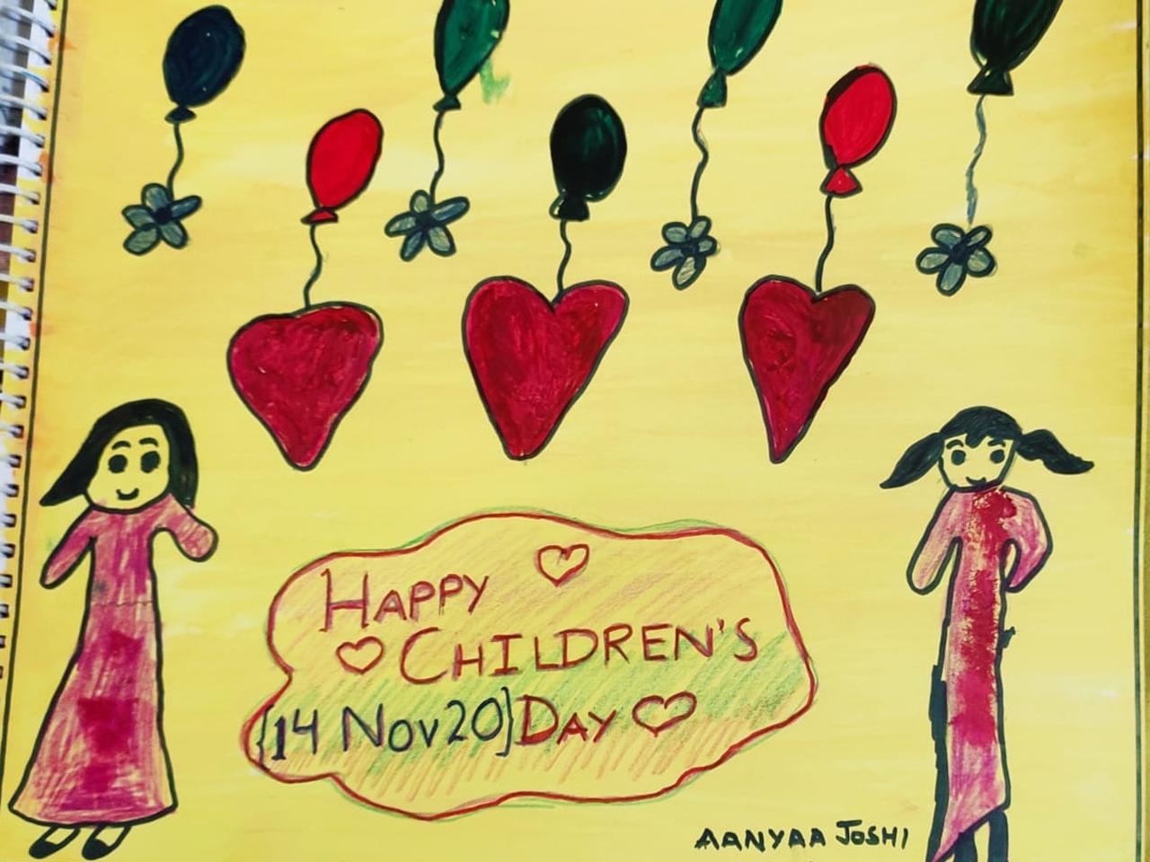 CHILDREN'S DAY WITH FUN ACTIVITIES 2020