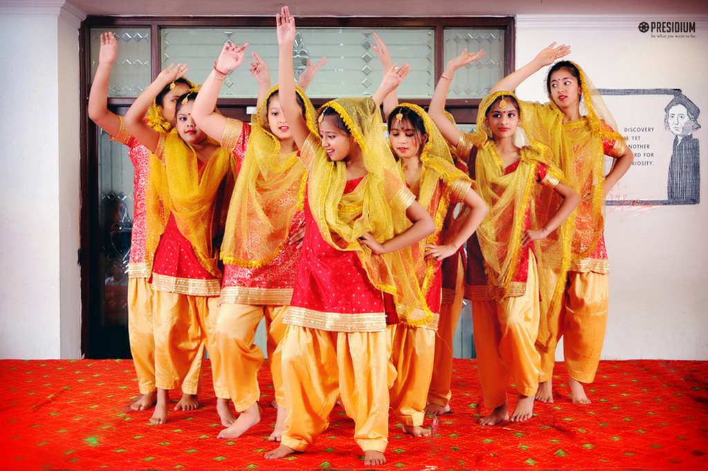 COLOURS OF BAISAKHI