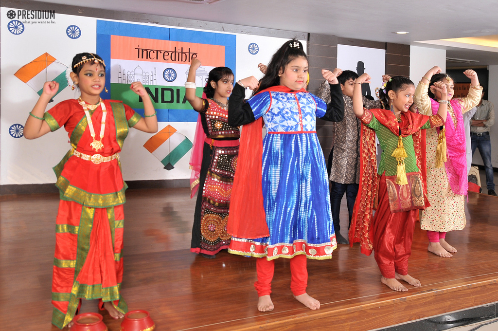 Special Assembly on Incredible India