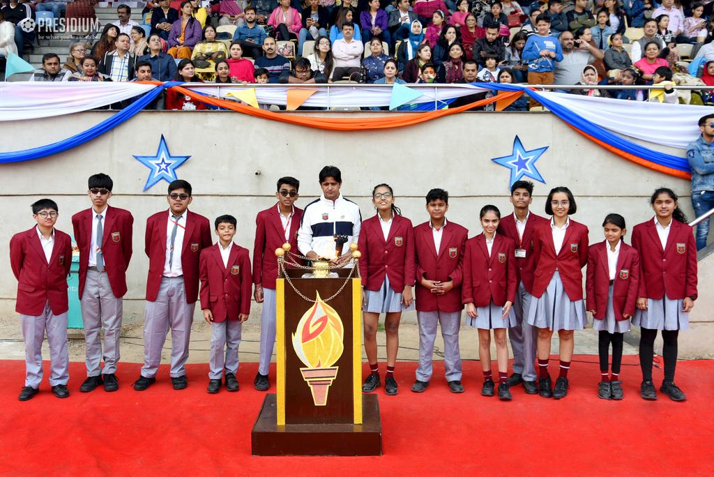 Annual Sports Prize Distribution 2019