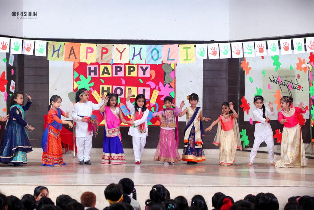 Holi Celebration