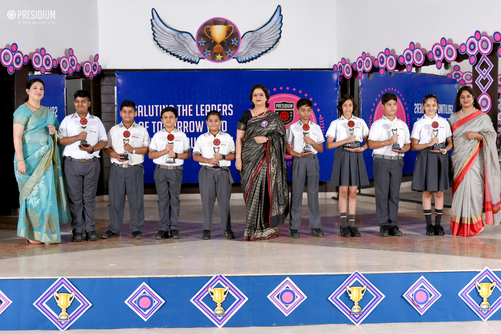 ACADEMIC EXCELLENCE AWARDS 2018