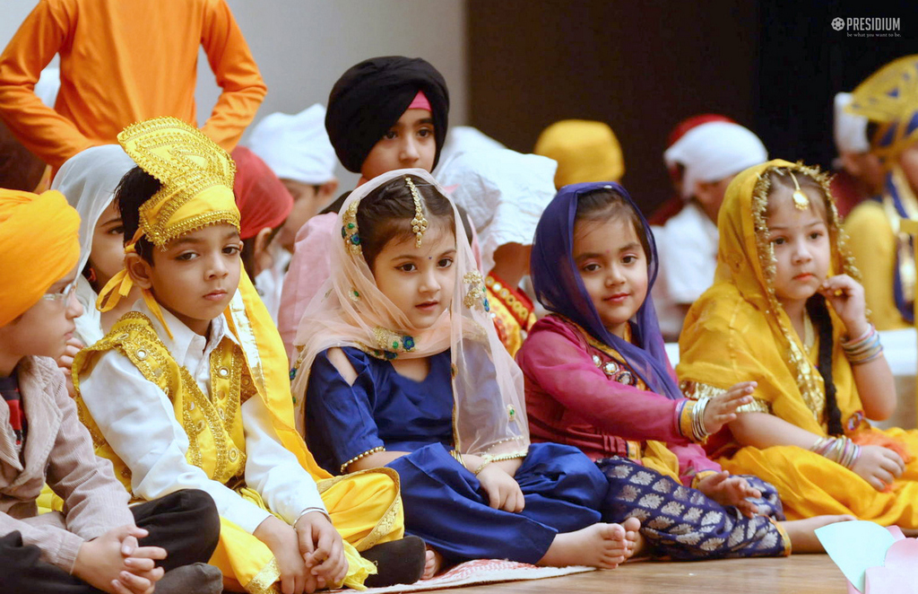 PRESIDIANS EXPERIENCE THE SPIRIT OF DEVOTION ON GURPURAB