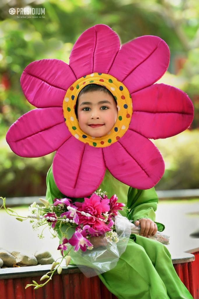 Flower activity 2019