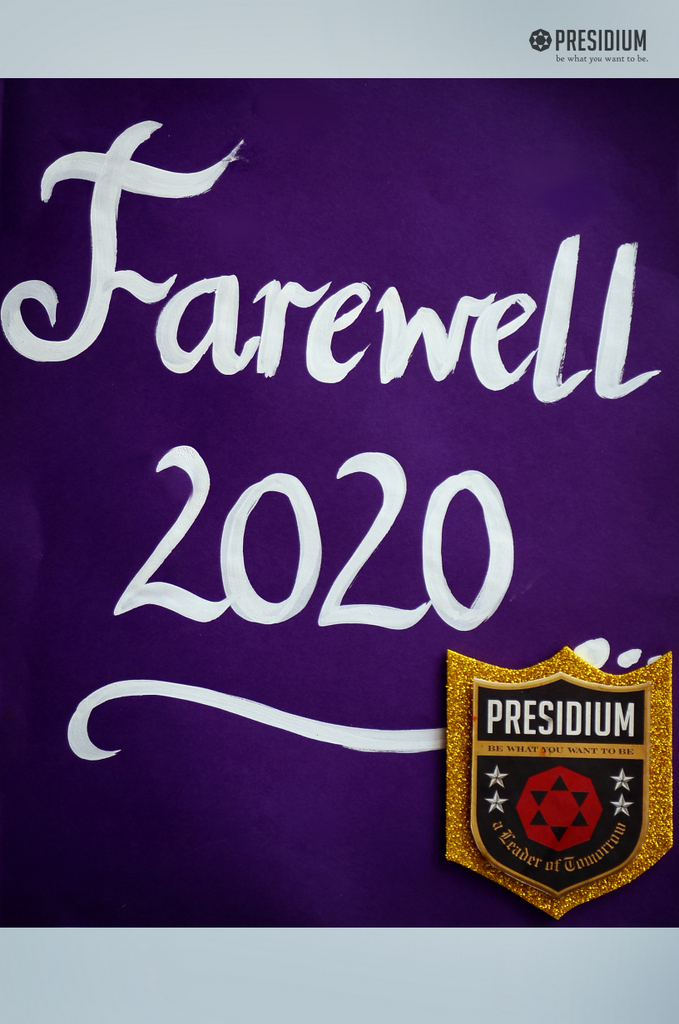 FAREWELL CEREMONY 2020