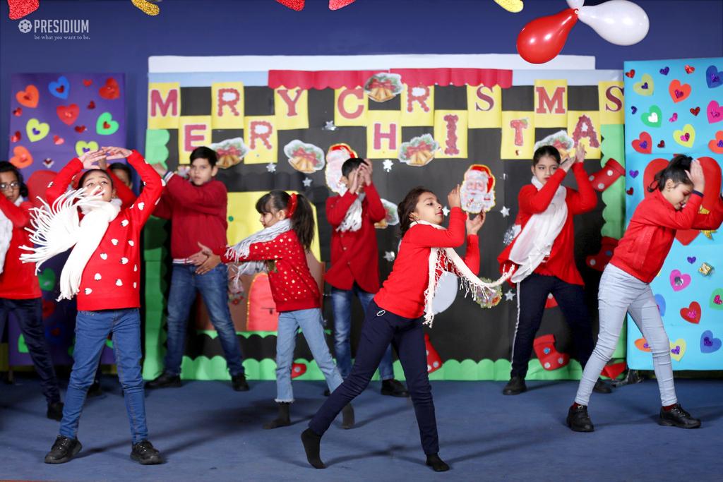 Assembly on Christmas Celebration 2019