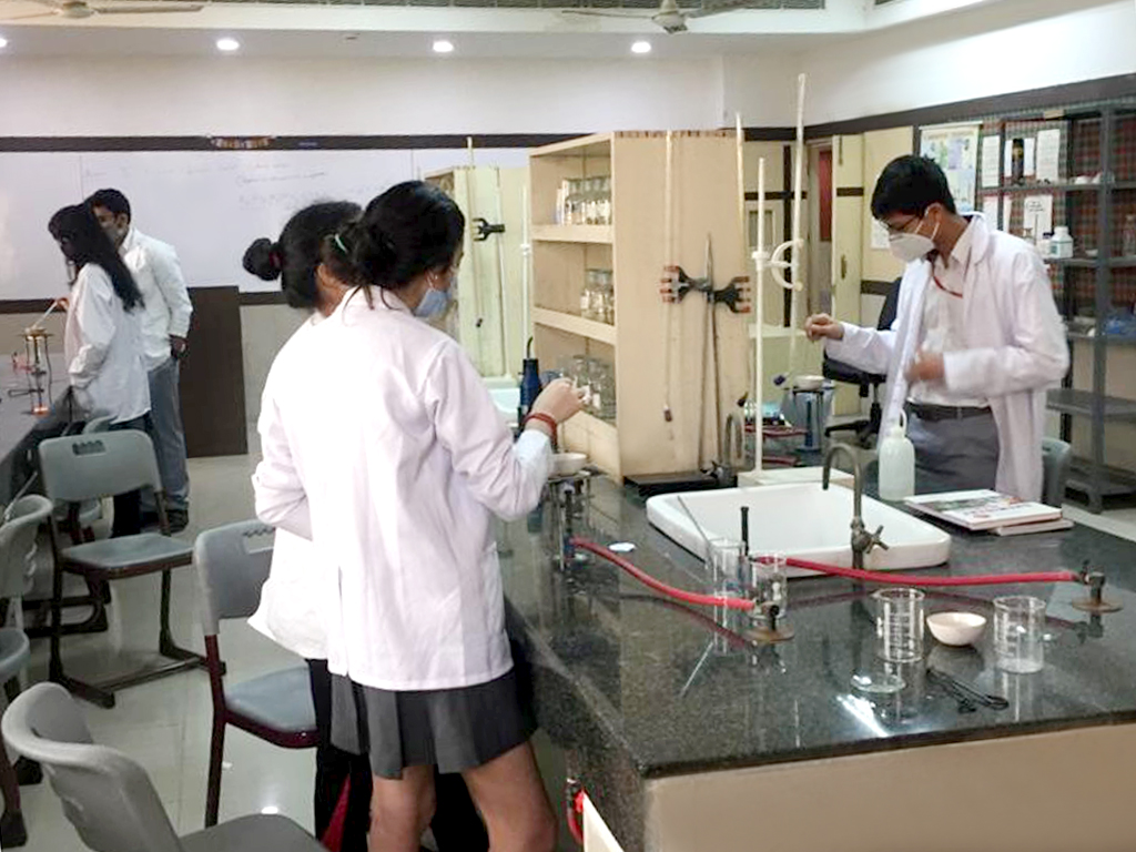 CHEMISTRY PRACTICAL 2020