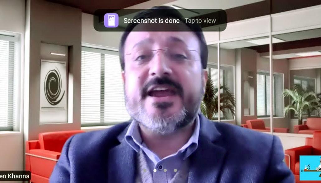 WEBINAR ON STREAM SELECTION FOR PRESIDIANS 2021