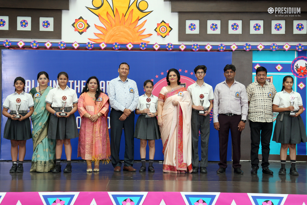 ACADEMIC EXCELLENCE 2019