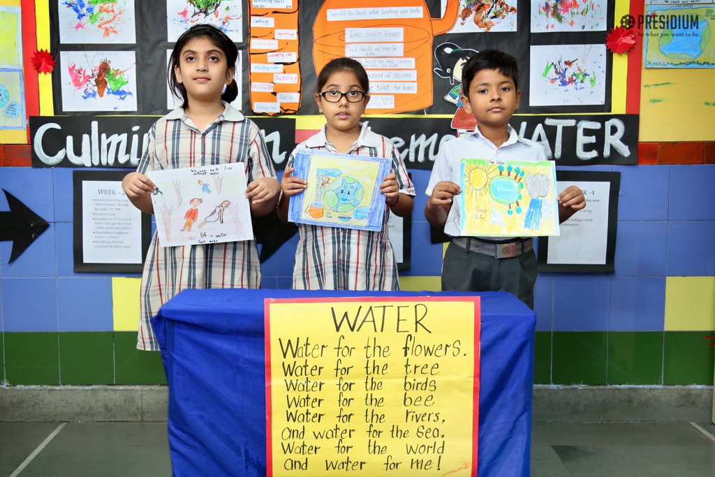 Dw 6-TBL Water Culmination Activity