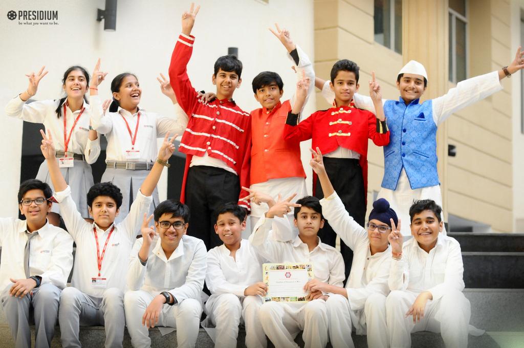 INTER-SCHOOL FOLK DANCE COMPETITION: A CULTURAL EXTRAVAGANZA