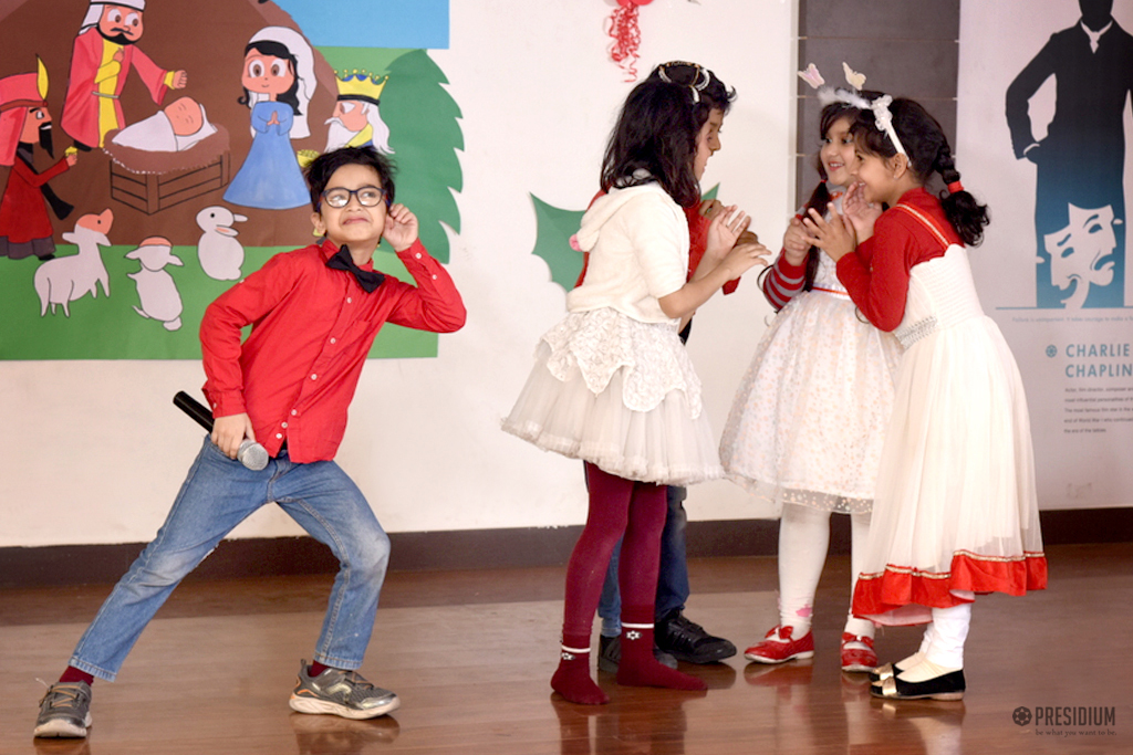Special Assembly on Christmas