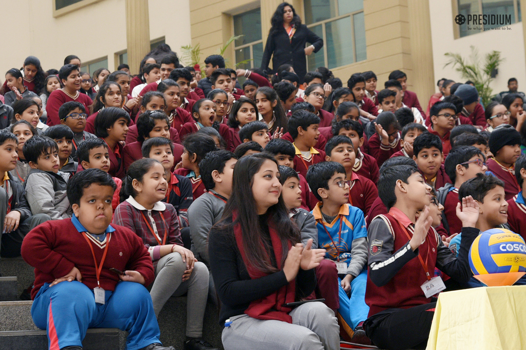 ANNUAL SPORTS DAY 2019