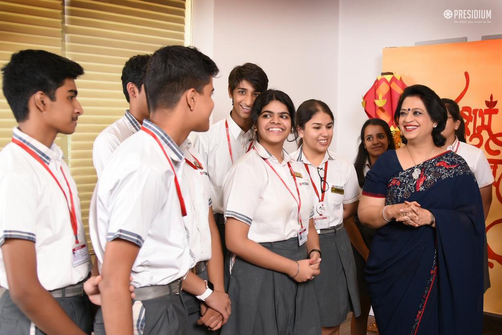 DIWALI CELEBRATIONS IN PRESIDIUM 2019