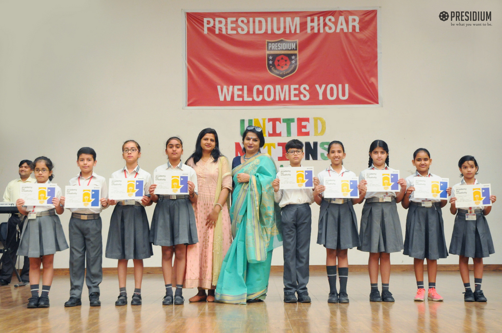 Hisar United Nation Day 2019