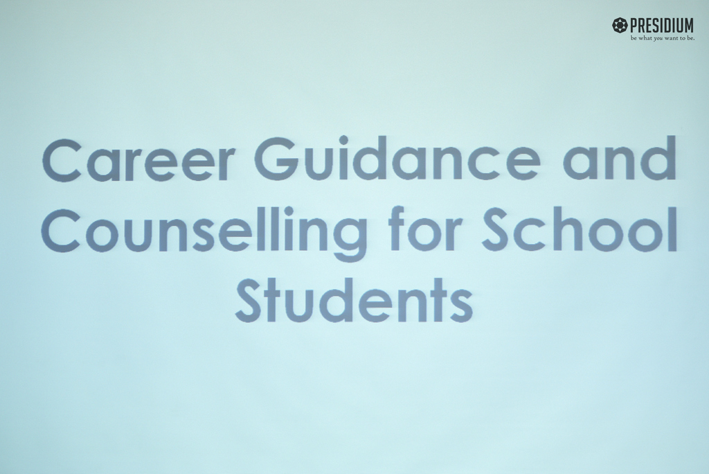 CAREER COUNSELLING 2019