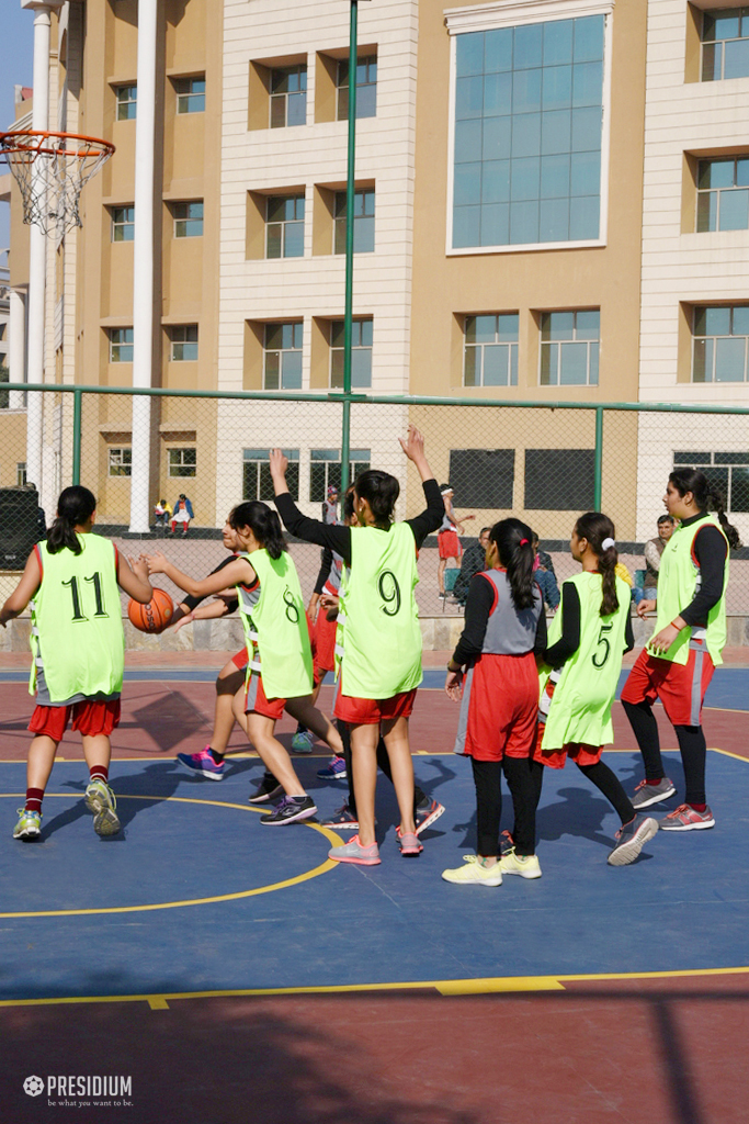 Inter-Presidium Basketball Championship